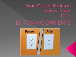 Brian Gaviria Restrepo Malory López 10 -A