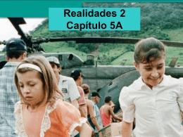 Realidades 2 Capítulo 5A