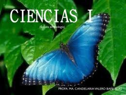 CIENCIAS I ( ENFASIS EN BIOLOGÍA)
