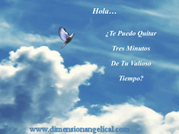 Confio en Dios - Dimension Angelical
