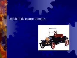 Motor naftero - La Octava F.C.