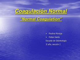 Diapositiva 1 - Odontologia 2007 Umayor