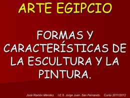 Escultura y Pintura
