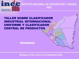 Clasificaciones en Honduras