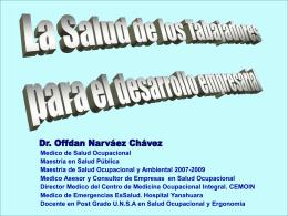 Diapositiva 1 - Universidad Nacional de San