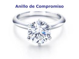 ANILLO DE COMPROMISO - Descargar Música Cristiana