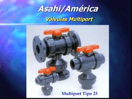 Asahi/America Thermoplastic Valves