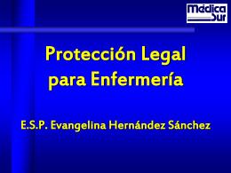ASPECTOS ETICOS Y LEGALES EN LA PRACTICA DE