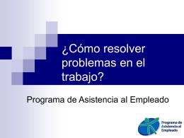 ¿Cómo resolver los problemas interpersonales?