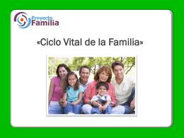 17. Ciclo vital de la familia
