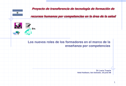 Conférence - ResearchGate