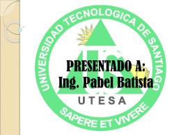 ESCURRIMIENTO - Ing.PabelBatista | Ing.Civil.
