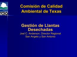 Comisión de Calidad Ambiental de Texas