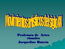 Impresionismo - Educación Continua 2009, Edupro