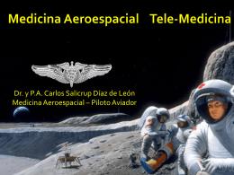 Medicina Aeroespacial Tele