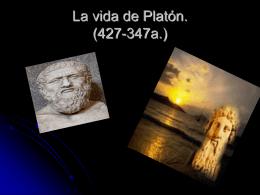 Vida de Platón - Alessandramagna`s