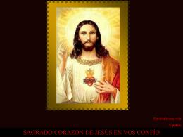 Altar Corazón de Jesús - Capilla De Oración