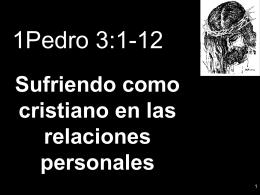 1Pedro 3:1-12