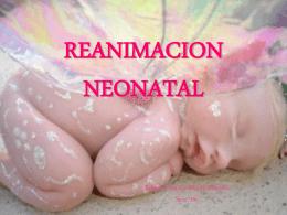 REANIMACION NEONATAL - Seccionseis's Weblog