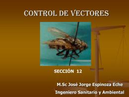 CAMPOS DE ACCION DE SALUD AMBIENTAL