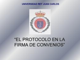 Diapositiva 1 - Protocolo en Relaciones