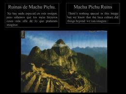 118.- Brillante de Machu-Picchu info de Jorge