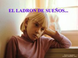 EL LADRON DE SUEÑOS... - C