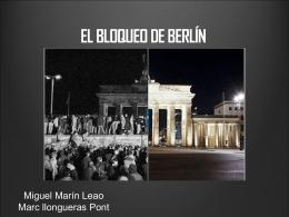 Berlín dividido - Historia compartida | Blog de