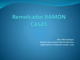 Remolcador RAMÓN CASAS
