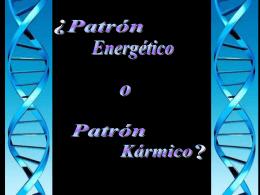 Patrón Energético