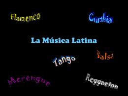 La Musica Latina