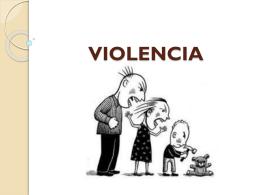 Violencia y homicidio.