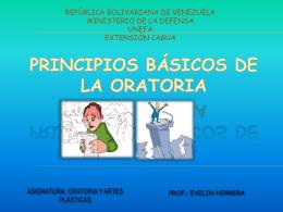 Diapositiva 1 - oratoriaunefa