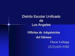 Distrito Escolar Unificado de Los Angeles