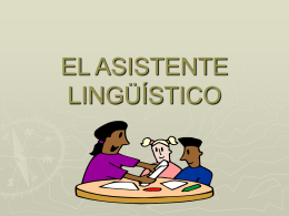 Asistente lingüístico