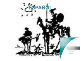 ESPAÑOL - betsaveth
