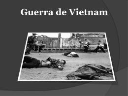 Guerra de Vietnam - Política Internacional