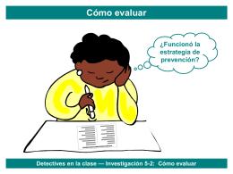 Spanish 5.2