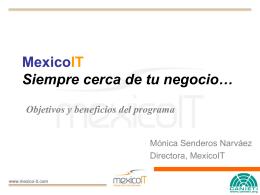 Mensajes Clave de MéxicoIT