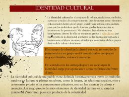 IDENTIDAD CULTURAL - cultura-identidadupn111 -