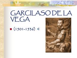 GARCILASO DE LA VEGA - CARPE DIEM | Blog de aula