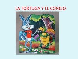 LA TORTUGA Y EL CONEJO - Francisco Ochoa 2014-2015