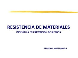Diapositiva 1 - resistenciademateriales