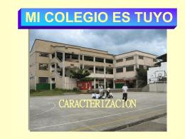 MI COLEGIO ES TUYO
