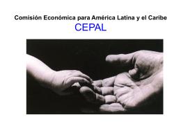 Comisión Económica para América Latina y el