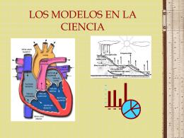 ¿Qué es un modelo científico?