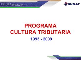 Cultura Tributaria para Regionales