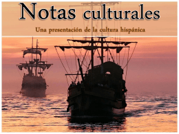 Notas culturales - Newport Independent Schools