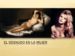 El desnudo en la mujer - Belenblanco`s Blog | Just