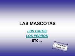 LAS MASCOTAS - Pingry School